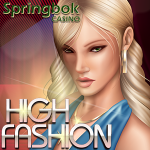Two Ways to Win Free Spins in New High Fashion Slot Game at South Africa's Springbok Casino