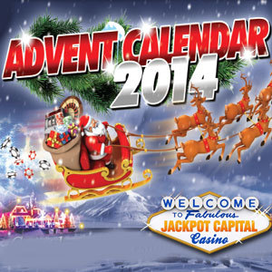 Interactive Advent Calendar at Jackpot Capital is Hiding Prizes Like iPads and Casino Bonuses