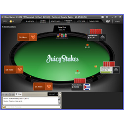 New Poker Client and Reload Bonus at Intertops and Juicy Stakes