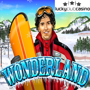 $150 Bonus for New 'Wonderland' Christmas Slot Game Now Available at Lucky Club Casino