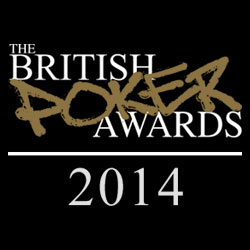 Tickets on sale for Fifth annual British Poker Awards