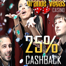 Cash Back Casino Bonus Helps When You Need it Most