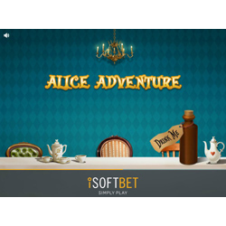 Paddy Power Adds iSoftBet's Alice Adventure Slot Game