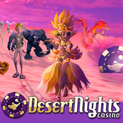 Mobile Casino with Rival Games Added to New Desert Nights Casino