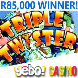 "After R85,000 Winning Streak on Mobile Slots at Yebo Casino, South African Player Goes on a ""Jol"""