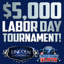 $5K Labor Day Slots Tournament Continues until September 8