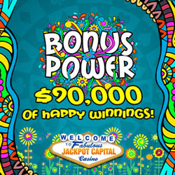 Flash back to the 60s for $90K 'Bonus Power' giveaway