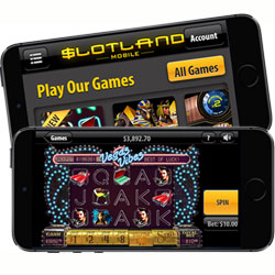 Slotland's Mobile Slots are Now Bigger & Better