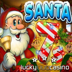 Free Spins on Nuworks New Christmas Slot, Santa 7s