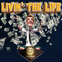 Get Bonus to Try New Livin' the Life Slot 40-Reel Slot Game from WGS
