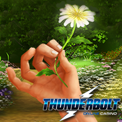 Play the New Enchanted Garden II in Rands & Get 50 Free Spins at Thunderbolt Casino