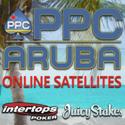 Win Your Way to Aruba Poker Tournament