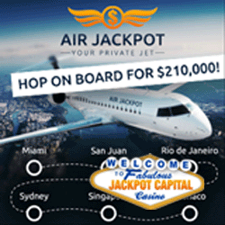 Travel the World, Collect Weekly Casino Bonuses up to $800