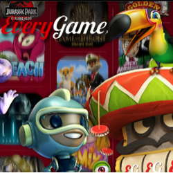1000+ Games from Microgaming, NetEnt & More at New EveryGame Casino & Sportsbook