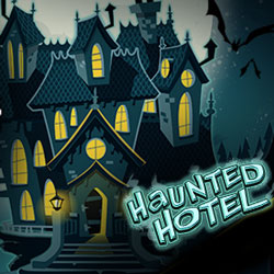 New Halloween Slot — Take 50 Free Spins on 'Haunted Hotel' from Nuworks