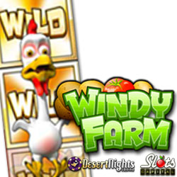 Get a $10 Freebie to Try Rival's Windy Farm Slot