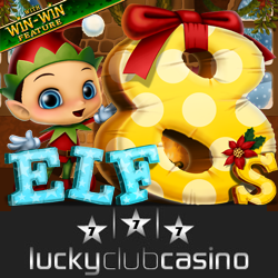 Get 20 Free Spins on New Elf 8s Christmas Slot Game from Nuworks