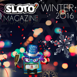 Free Magazine for Slots Players Features Contests, Coupons, Comics and Christmas