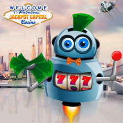 Get Weekly Casino Bonuses up to $800 during 'Welcome to the Future' Promo