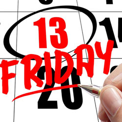 South African Online Casino Giving R1300 Free Bonus for Friday the 13th