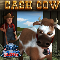 Cash Cow Pays Liberty Slots Player $22,500 during Bonus Game