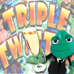 Afternoon Delight — South African Player has R82,358 Winning Streak on Triple Twister Slot