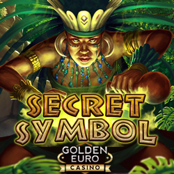 Get a Surprise Bonus to Try RTG's New Secret Symbol Slot at Golden Euro