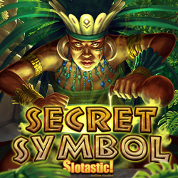 New Secret Symbol Slot at Slotastic has Free Spins Feature
