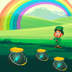 Find Your St Patricks Pot of Gold at South Africa's Thunderbolt Casino