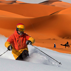 WinADay Casino Player Builds Ski Hill in the Sahara after Million Dollar Winning Streak