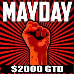 May Day Poker Tournament has $2000 Prize Pool