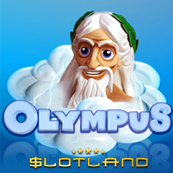 Slotland Giving up to $20 Freebie to Try New Olympus Slot