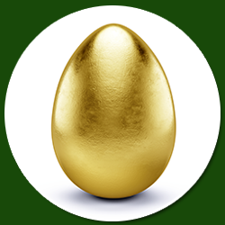 Crack Your Golden Egg to Reveal an up to R3000 Free Casino Bonus