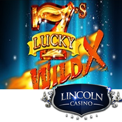 7X Lucky 7s, the 1st Slot in WGS' New Wild X Series has Arrived  at Lincoln Casino
