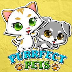 Get 30 Free Spins on Purrfect Pets at South Africa's Thunderbolt Casino