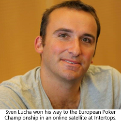 Intertops Poker Players will Compete in European Poker Championship — Videos Coming Soon!
