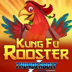 New Kung Fu Rooster Slot — South African Casino Celebrates Chinese Year of Rooster with