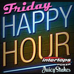 Happy Hour This Friday — Get 5% Added to Your Blackjack Wins