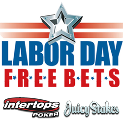 50 Labor Day Free Bets