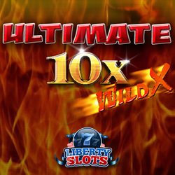 New Ultimate 10X Wild Slot has Must Win Feature for Progressive Jackpot