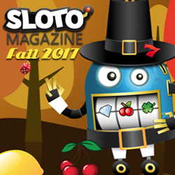 Fall Issue of Sloto'Cash Casino Player Magazine is in the Mail