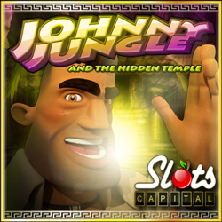 New Johnny Jungle Slot from Rival — Free Spins at Slots Capital Until Saturday