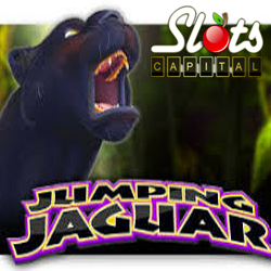 Get 50 Free Spins on New Jumping Jaguar Slot from Rival Gaming