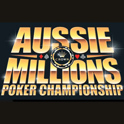 Aussie Millions Satellite Tournaments Begin Wednesday