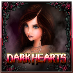 Dark Hearts Vampire Slot from Rival Gaming — 20 Free Spins