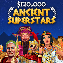 Compete for Legendary Bonuses in Intertops' Ancient Superstars Contest