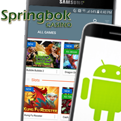 New Android App for South African Mobile Casino Players