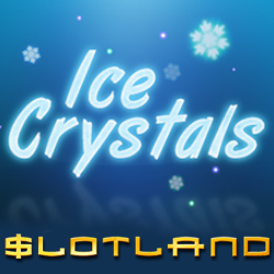 Frosty New Ice Crystals Slot Now at Slotland — Get a $17 Freebie to Try It!