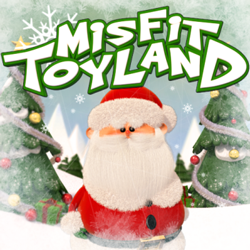 Get 50 Free Spins on Rival's New Misfit Toyland Christmas Slot