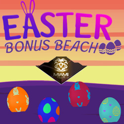 Spend Easter at Easter Bonus Beach
